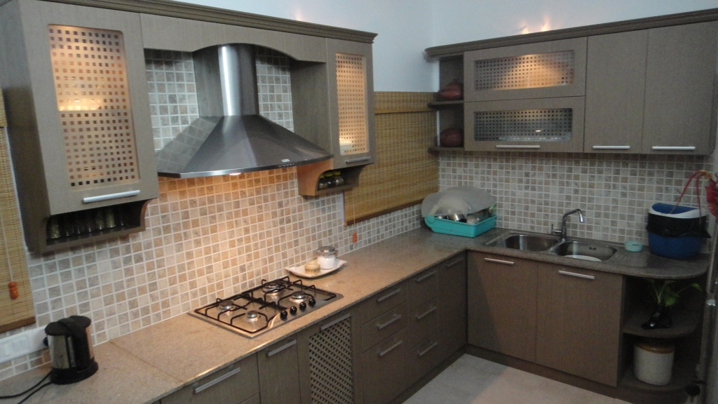 Modular kitchens for Semi modular kitchen designs